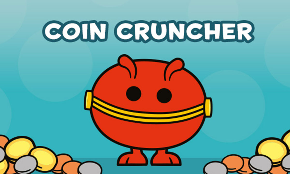 Coin cruncher game